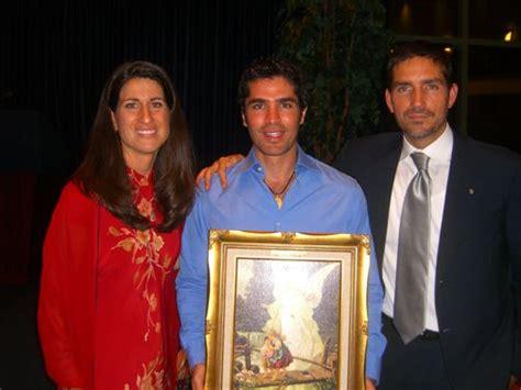 jim caviezel child jim caviezel family receives an award from jim
