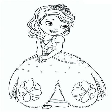dibujos para colorear e imprimir gratis youtube dibujos para colorear de la princesa sofia
