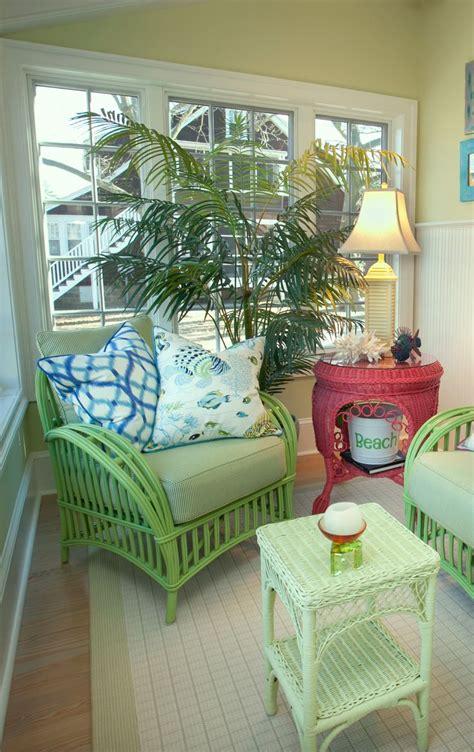 sun porch in colors coastal decor porch sun and cottages