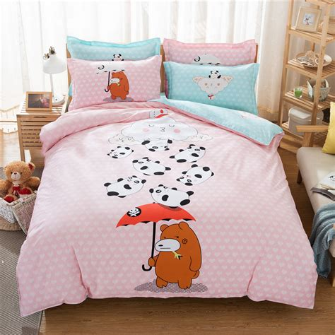 panda bedding popular panda bedspread buy cheap panda bedspread lots