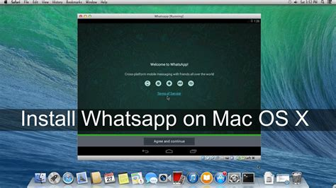 tutorial whatsapp mac how to install whatsapp on mac without bluestacks youtube