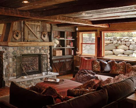 rustic family room ideas unique living room rustic design home design picture