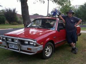 Subaru Made By What Country Country Bloke 1990 Subaru Brat Specs Photos Modification