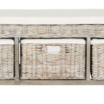 antique white storage bench shop white storage bench on wanelo