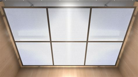 Fluorescent Light Diffuser Panels To Update Kitchen The Kitchen Light Panels
