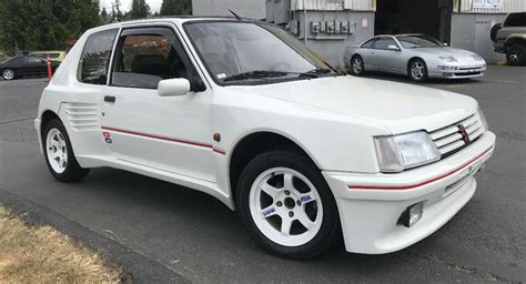 peugeot gti 1980 widebody 1989 peugeot 205 gti is a throwback to the 1980s