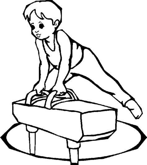 usa gymnastics coloring pages free love gymnastics coloring pages