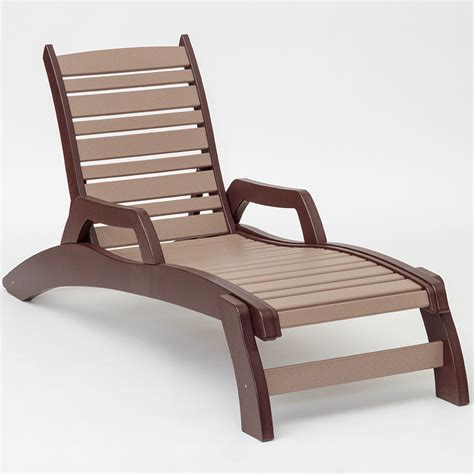 chaise lounge with arms products blue springs patio furniture