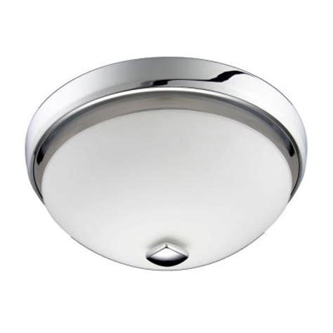 chrome bathroom fan light nutone decorative chrome 100 cfm ceiling exhaust bath fan