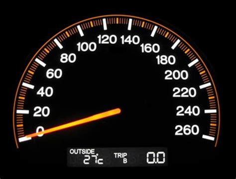 design speed definition how speedometers work howstuffworks