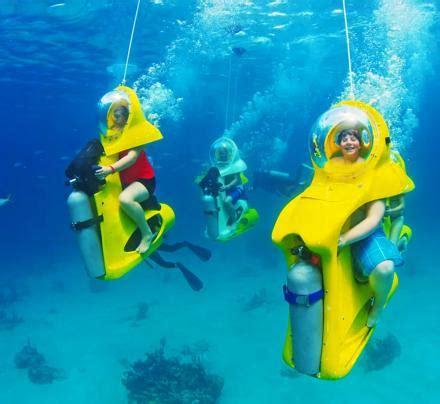 water scooter bali scuba doo underwater scooter tours
