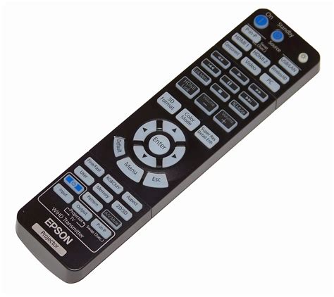 Remote Proyektor Epson Epson Projector Remote Eh Tw6600 Eh Tw6600w New