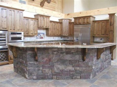 Stone Kitchen Island by Kitchen Islands Granite Countertops The Value Of Stone