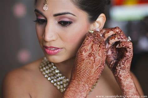 Wedding Hair And Makeup Galveston by Indian Wedding Makeup Mehndi By Sassani Photography