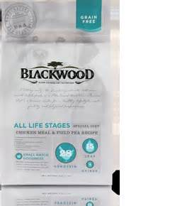 Blackwood All Stage Chicken Meal With Field Pea Grainfree home harbor pet center available pets nail trimming