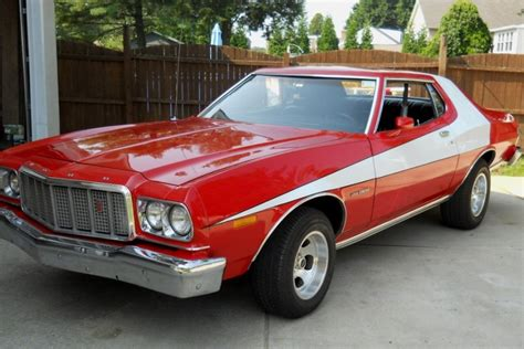 Starsky And Hutch Ford Torino auto appraisals alan 1975 ford torino starsky and hutch tribute