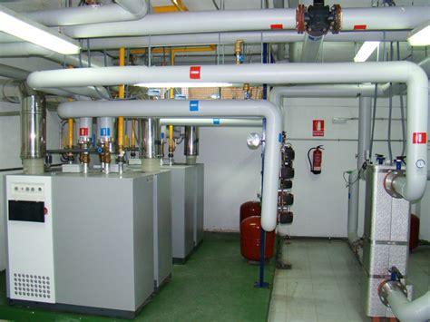 salas de calderas transformaci 243 n de sala de calderas