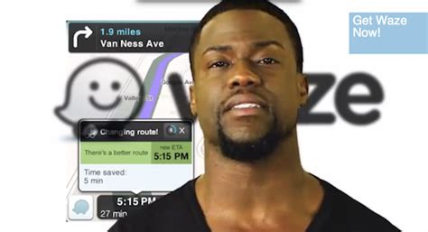 Let Blackberry Tell You Wheres With The Celebritys B List by Waze Lets Tell You Where To Go