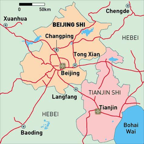 tianjin china map tianjin china map images