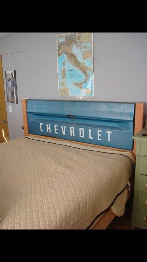 truck headboard 17 best images about tailgate headboard on pinterest man