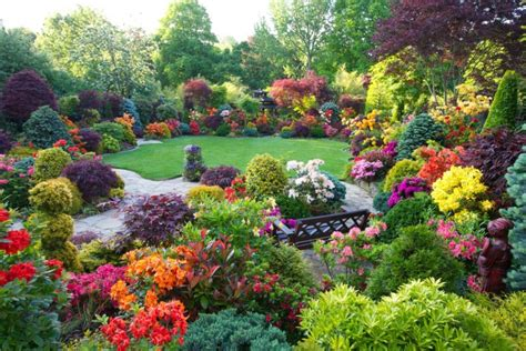beautiful home flower gardens wallpaper desktop