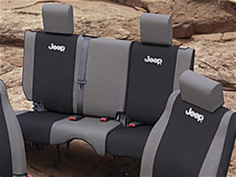 2007 Jeep Grand Seat Covers 2007 2016 Jeep Wrangler Interior Accessories