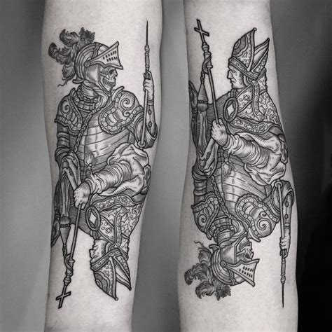 medieval knight tattoo designs 25 best ideas about on celtic