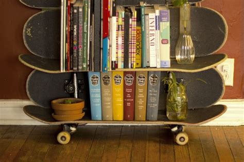 best recycled products made from discarded skateboards