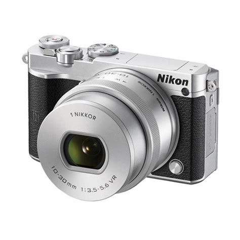 Kamera Nikon J5 jual nikon 1 j5 kit 10 30mm kamera mirrorless silver 20
