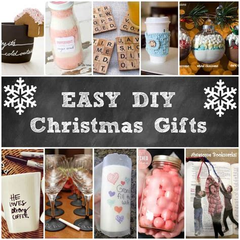 diy gifts 11 diy holiday gifts