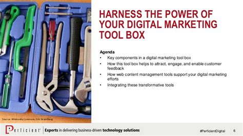 The Power Of Digital Marketing harness the power of your digital marketing tool box