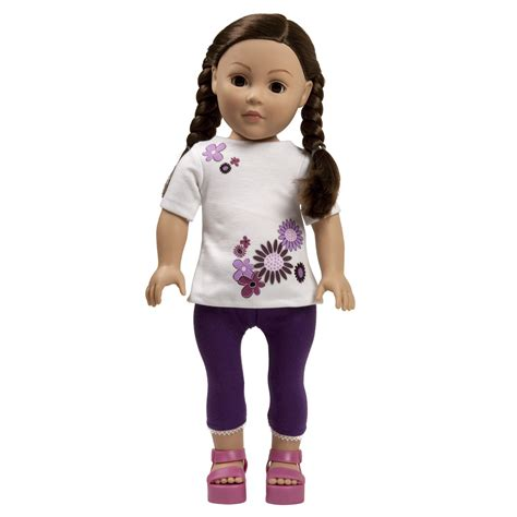 kmart dollie and me dollie me doll purple toys