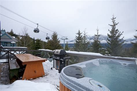 Whistler Rentals With Tub 5 bedroom whistler accommodation ridge whistler luxury home rentals