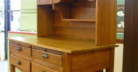 Oak Possum Belly Kitchen Cabinet antique bakers cabinet antique possum belly bakers