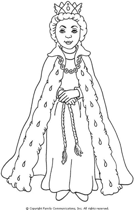 coloring pages queen pinterest the world s catalog of ideas