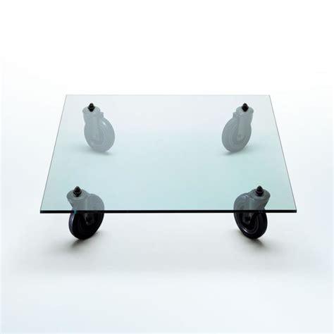 gae aulenti lade tavolo con ruote couchtisch fontanaarte