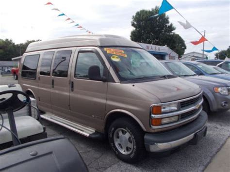 how cars work for dummies 1997 chevrolet express 2500 electronic valve timing purchase used 1997 chevrolet express 1500 cargo in 102 n morton st franklin indiana united
