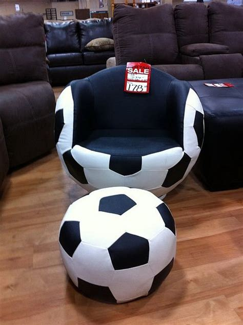 Soccer Furniture by Cool Soccer Chair Soccer