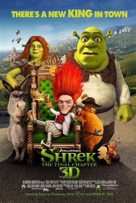 shrek movie shrek 4 trailer