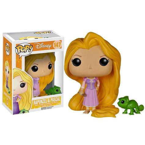 Funko Pop Disney figurine pop raiponce et pascal rapunzel raiponce le