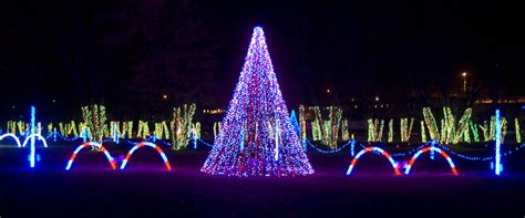 asheville lights up the nights this holiday season