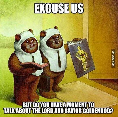 Ewok Memes - 10 funny star wars memes to celebrate the new trailer