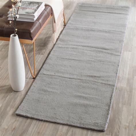 16 ft runner rug safavieh himalaya grey 2 ft 3 in x 16 ft runner rug him610k 216 the home depot
