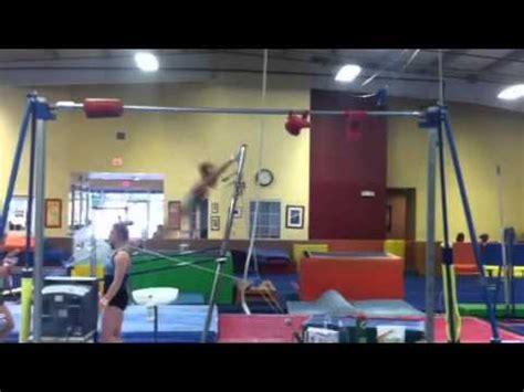 gymnastics layout half twist katelyn quot katie quot cox level 10 sonshine gymnastics double