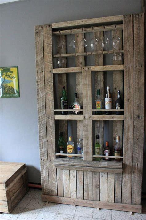 Wine Cooler Built In Cabinet by Minibar Com Palete Recuperado Fa 231 A Voc 234 Mesmo