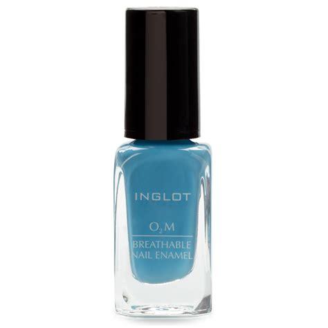 inglot cosmetics o2m breathable nail enamel 667 beautylish