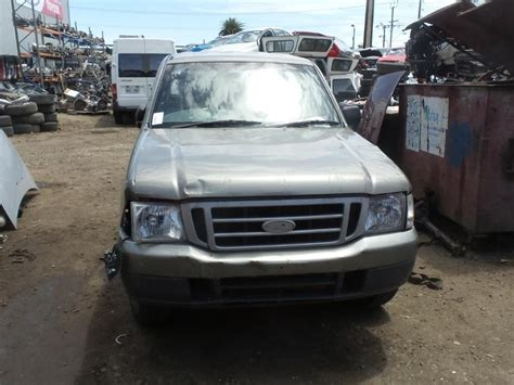 Diesel 1122 Silver 2004 ford courier parts athol park ford wreckers