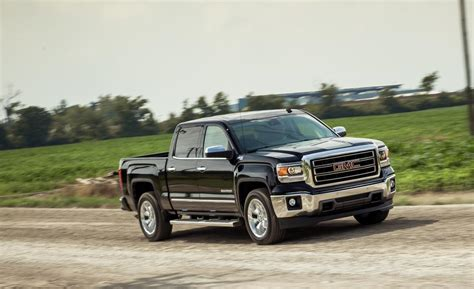 gmc z71 2014 car and driver