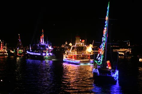 newport beach boat parade parking christmas boat parades in la and orange counties 2017