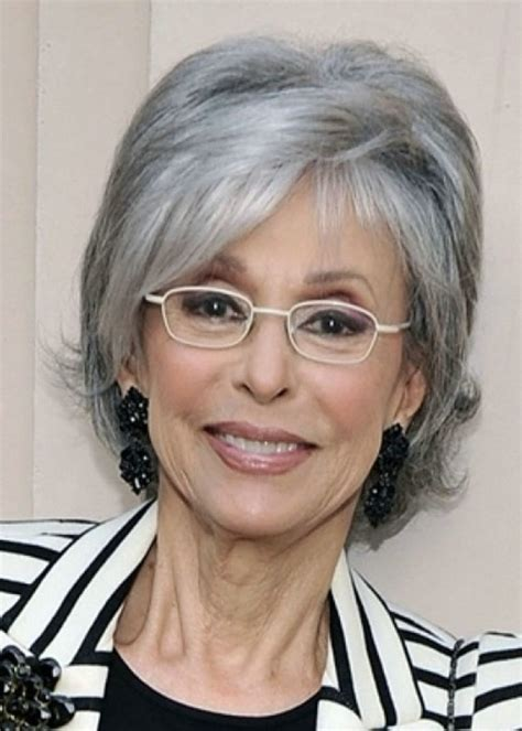 good hair style for women over 50 with round face and frey rhin hair 10 latest unique splendid hairstyles for women over 50